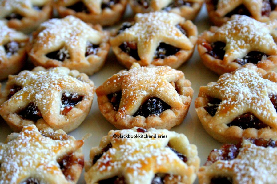 Often referred to as Christmas pie, mincemeat pie is a popular holiday tradition.