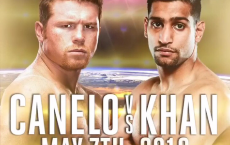 Canelo vs Khan set for May 7