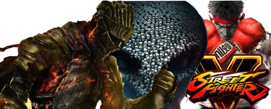 """The Dark Souls knight, XCOM alien and Ryu are all iconic images from their respective game franchises. All three will be making reappearances in the next 3 months with the greatly anticipated releases of """"XCOM 2,"""" """"Dark Souls 3"""" and """"Street Fighter."""""""
