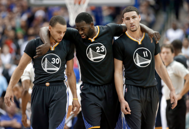 Warriors silence their haters game by game