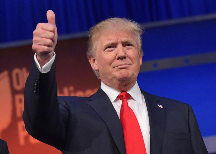 Trump: An election joke
