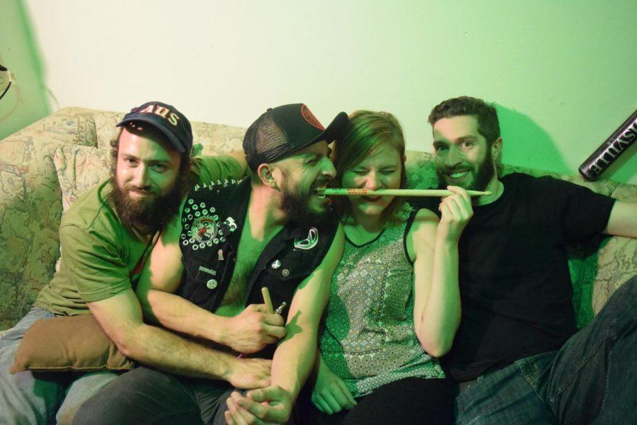 SRJC Band of the week: Sally Haggard