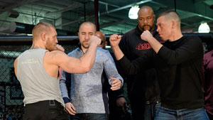 Diaz upsets McGregor