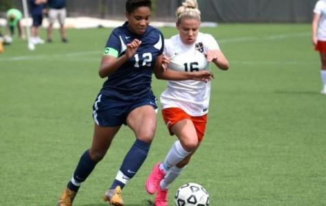 Tough times don't last; tough girls do : SRJC student takes soccer talents to Sonoma State University