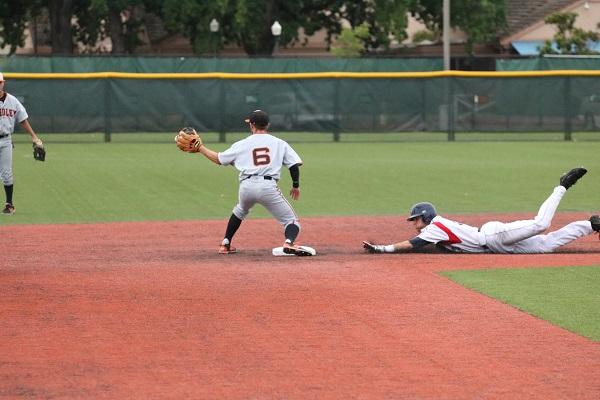 Santa Rosa forces decisive Game 3 after 8-0 win