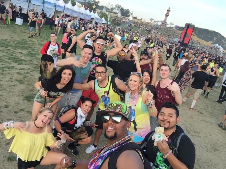 Promoters for EDM festivals encourage meeting new people.There are no strangers at Beyond Wonderland 2016, only friends.