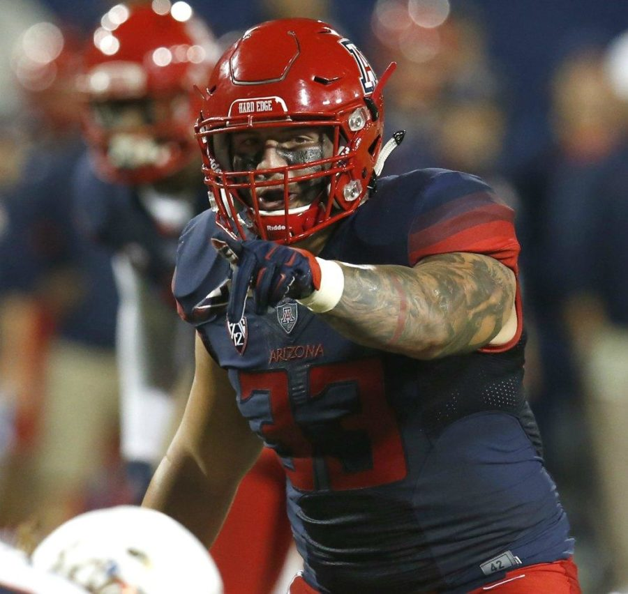 """Phillip """"Scooby"""" Wright was drafted by the Cleveland Browns with the 250th pick in the 2016 NFL draft. Wright's dad is the SRJC softball coach."""