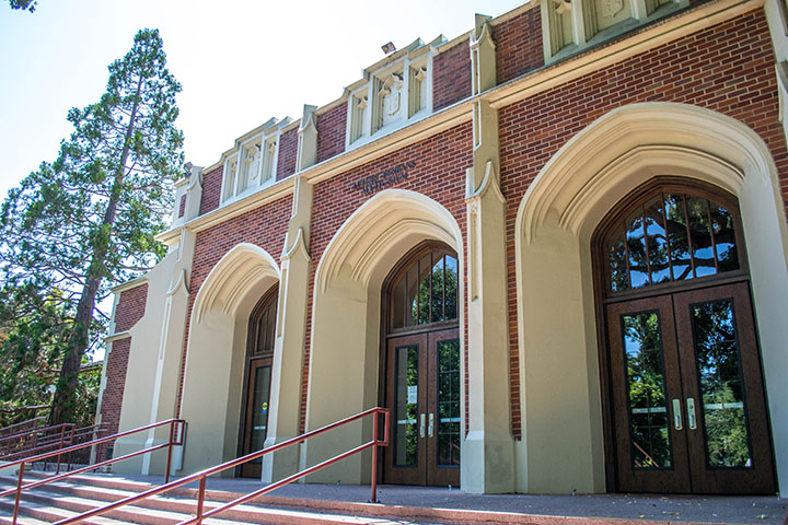 Sonoma County Junior College District will use the first of its $410 million Measure H funds to revitalize Luther Burbank Auditorium for the school's centennial celebration.