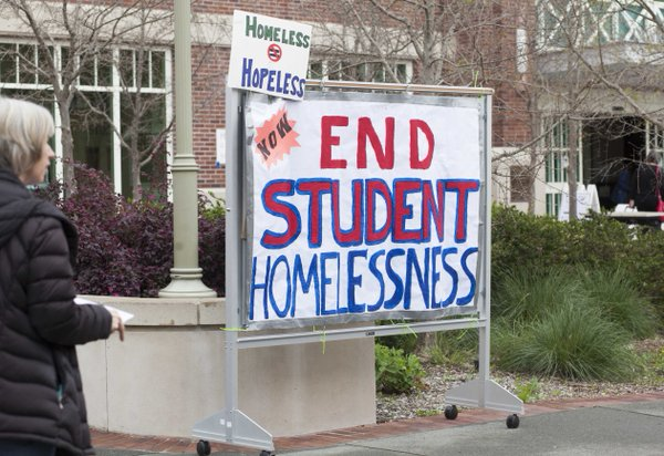 Student homelessness hits home