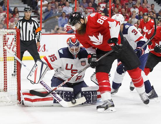 Photo by Andre Ringuette/World Cup of Hockey via Getty Images