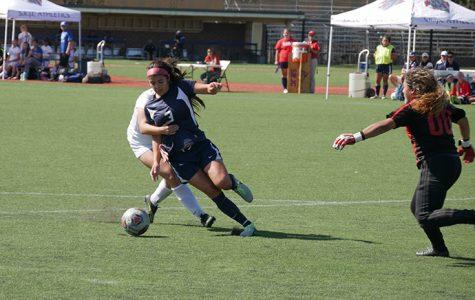 SRJC women's soccer shut down Modesto Junior College 4-0