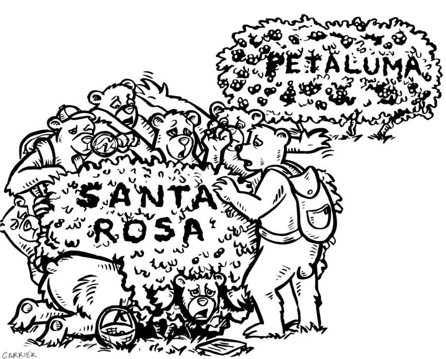 Editorial: Petaluma campus ripe for the picking