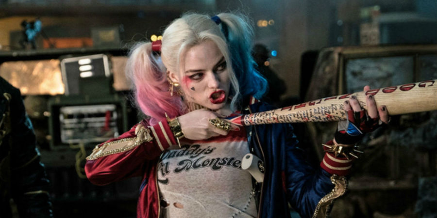 A popular costume this year is Harley Quinn from the new DC movie Suicide Squad.