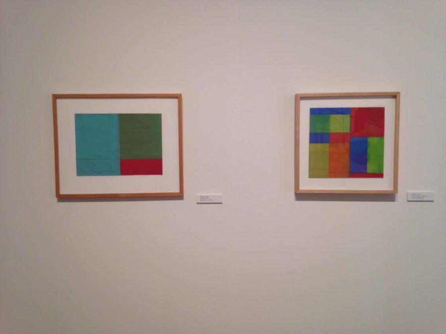 Art imitates life, an abstract mix