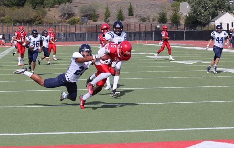 Costly mistakes: SRJC suffers first loss of season, puts No. 1 ranking in jeopardy