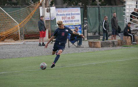 SRJC men's soccer defeats Consumes River College 3-2