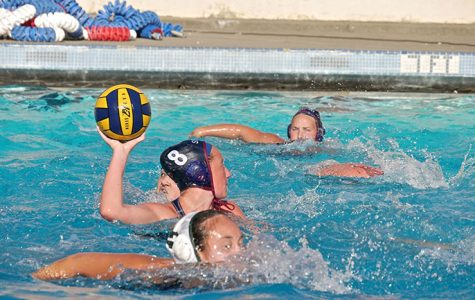 Women's water polo defeats Diablo Valley College 11-3