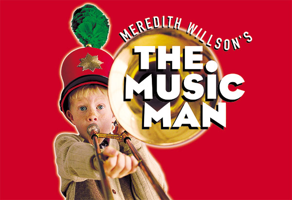 The muse in the Music Man