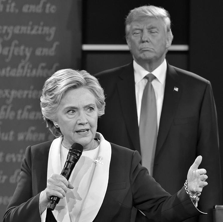 Trump demonstrates abuser tactics, encourages bigotry