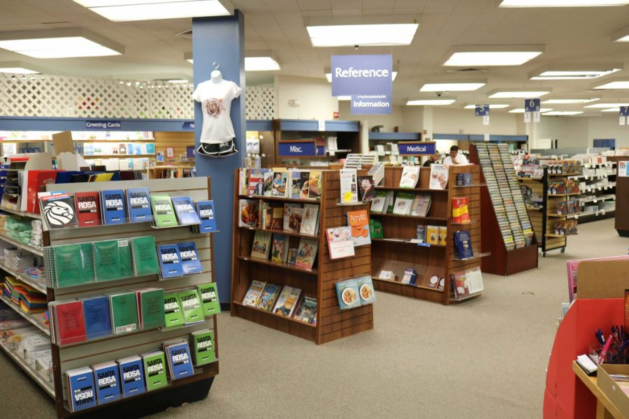 International+corporation+takes+over+SRJC+bookstores