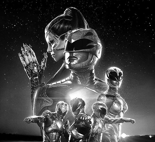 Although a rendition of Power Rangers seemed appealing, the result was mediocre.