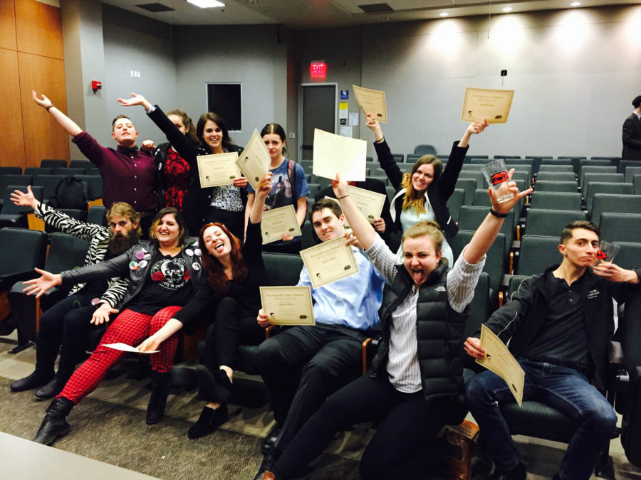 SRJC forensics scores second place finish at nationals