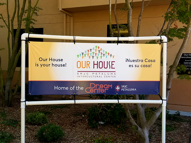 Our House, located Petaluma, is the sister space to Mi Casa. Counseling services, access to computers and printers ,and access to a quit space are just a few things Our House offers.