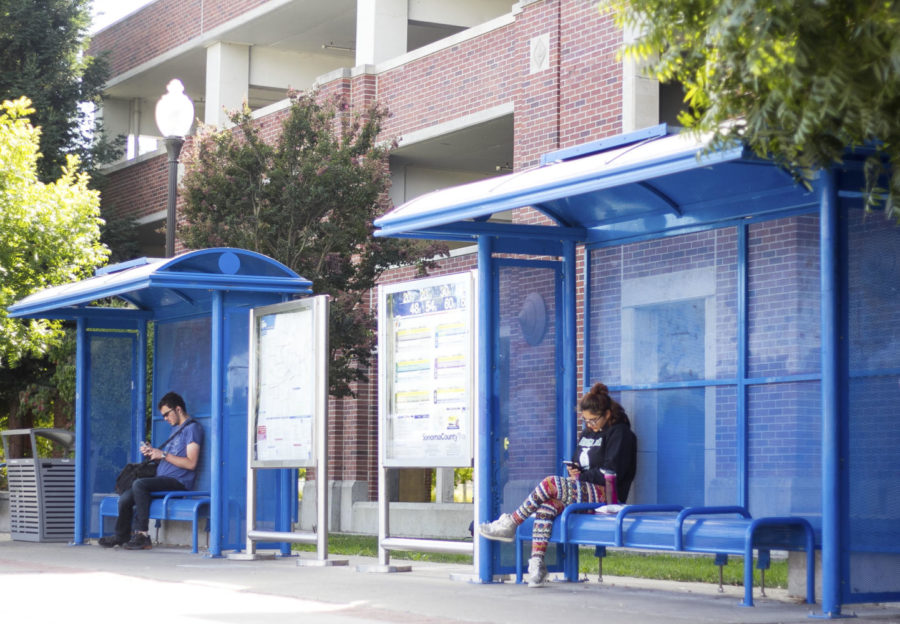 Santa Rosa Junior College Students can now ride the local buses for free