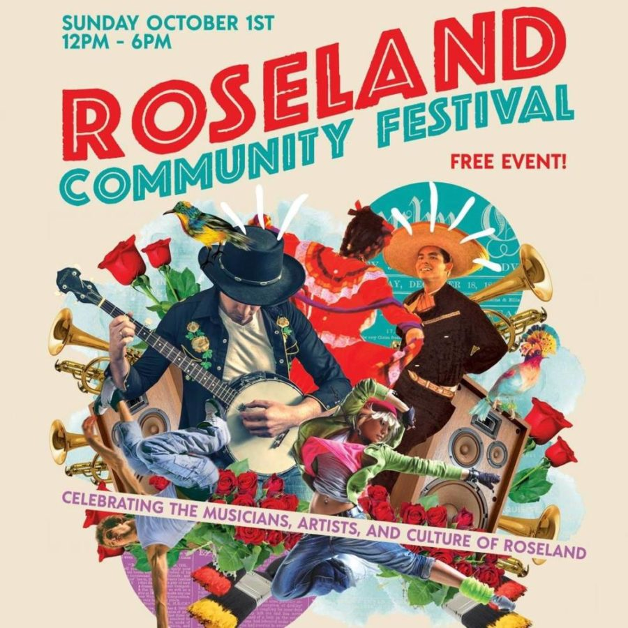 The+first+annual+Roseland+Community+Festival+plans+to+showcase+the+neighborhood+with+a+hybrid+of+art+and+culture.