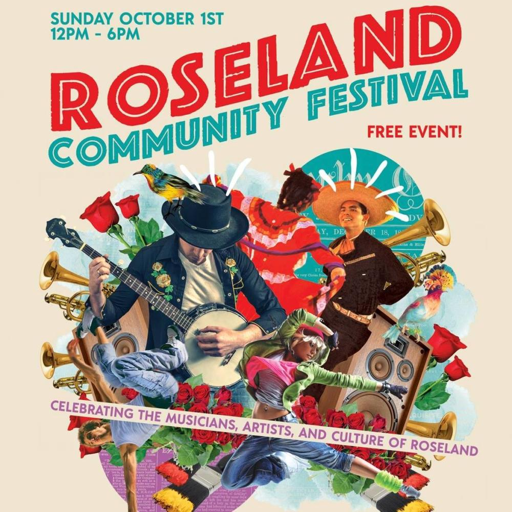 The first annual Roseland Community Festival plans to showcase the neighborhood with a hybrid of art and culture.