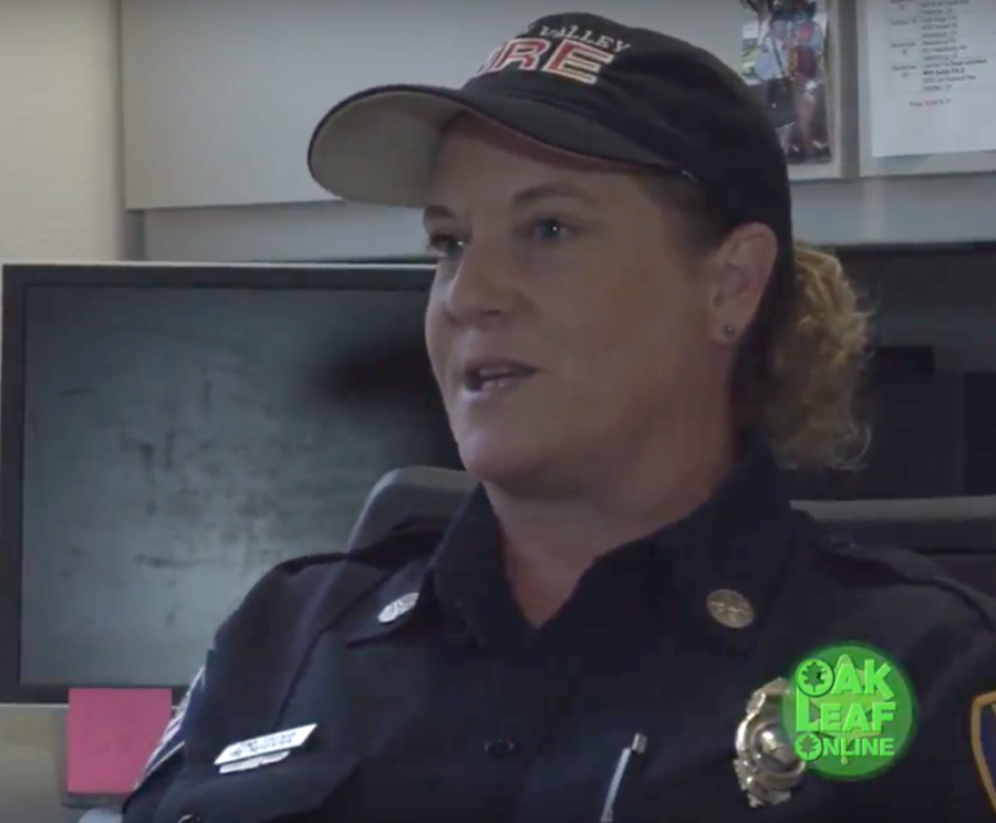 Rincon Valley fire investigator shares her story