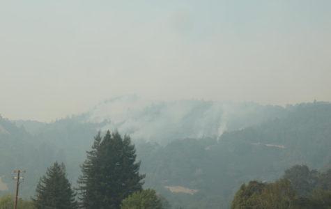 Parts of Southeastern Santa Rosa under evacuation