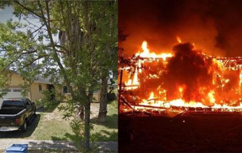 Estudiante Pierde Su Casa en Tubbs Fire