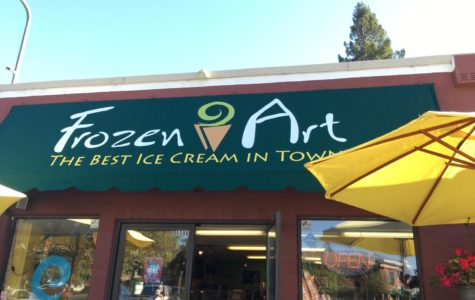 Frozen Art: a new twist on a classic dessert
