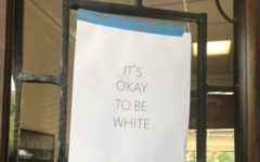 Racially-charged fliers found posted around campus