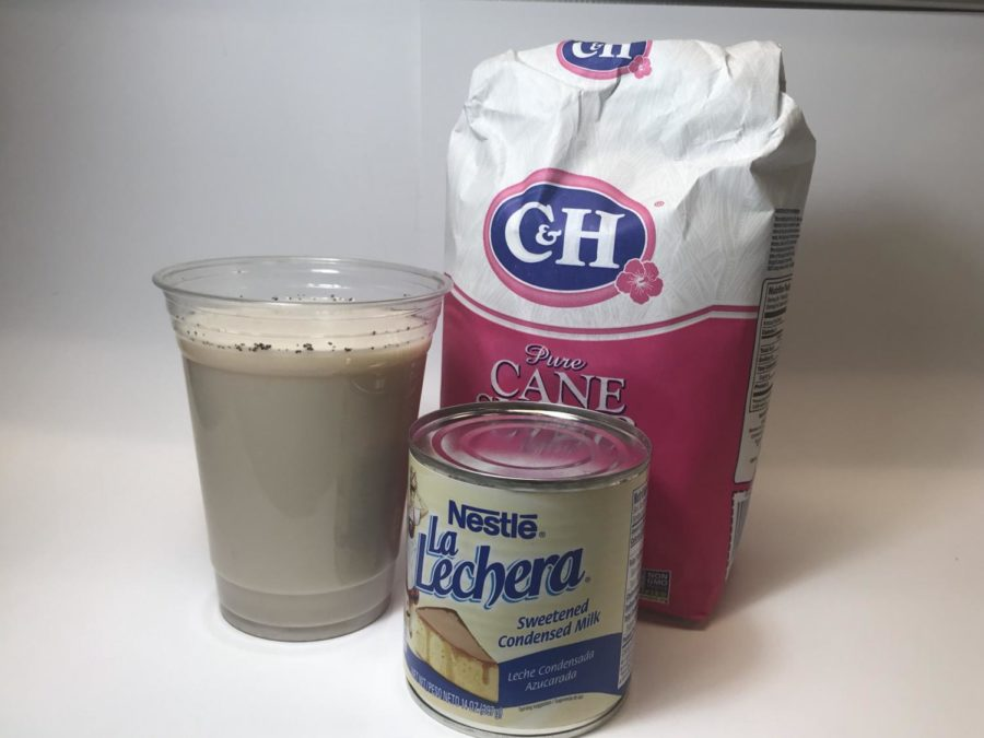 Horchata is delicious and simple to make.