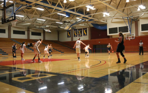 SRJC women's basketball fly by Eagles 81-41.