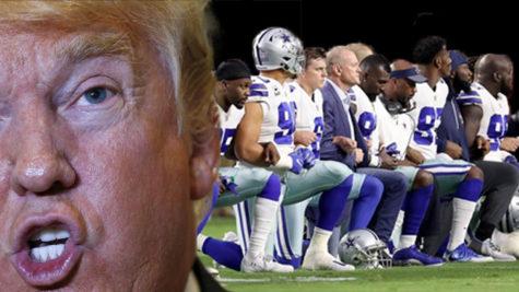 Trump vs. sports