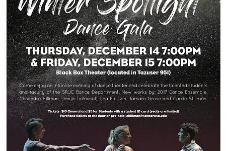 Winter Spotlight Dance Gala this week