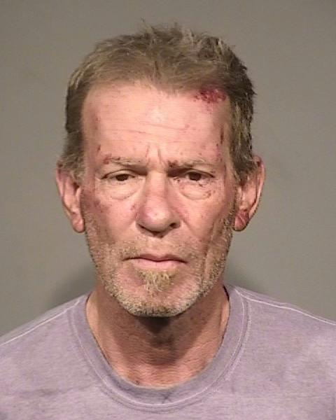 Robert Thresh, de 56 años, fue procesado a la Cárcel del Condado de Sonoma en la mañana del 26 de enero de 2018.