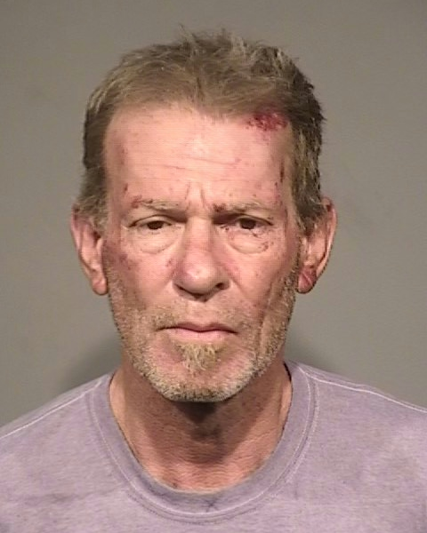 Robert Thresh, 56, was prosecuted at the Sonoma County Jail on the morning of January 26, 2018.
