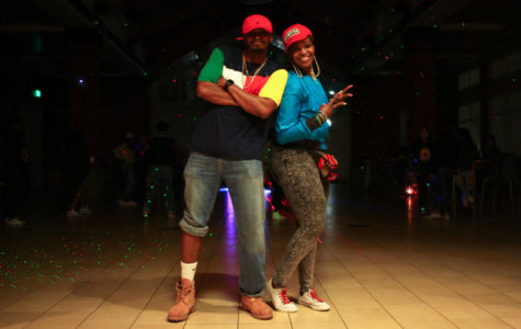 Blast from the past: BSU holds '90s themed dance