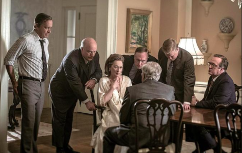 'The Post' gives an authentic account of a true story