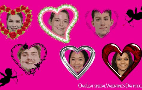 Oak Leaf special Valentine's Day podcast