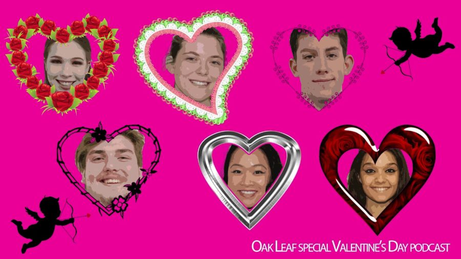 Oak Leaf special Valentines Day podcast