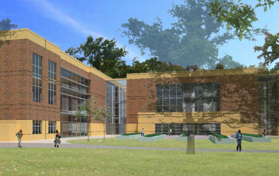 STEM departments to get new home