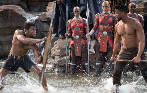 Black Panther: a great mark for filmmaking, but underwhelming