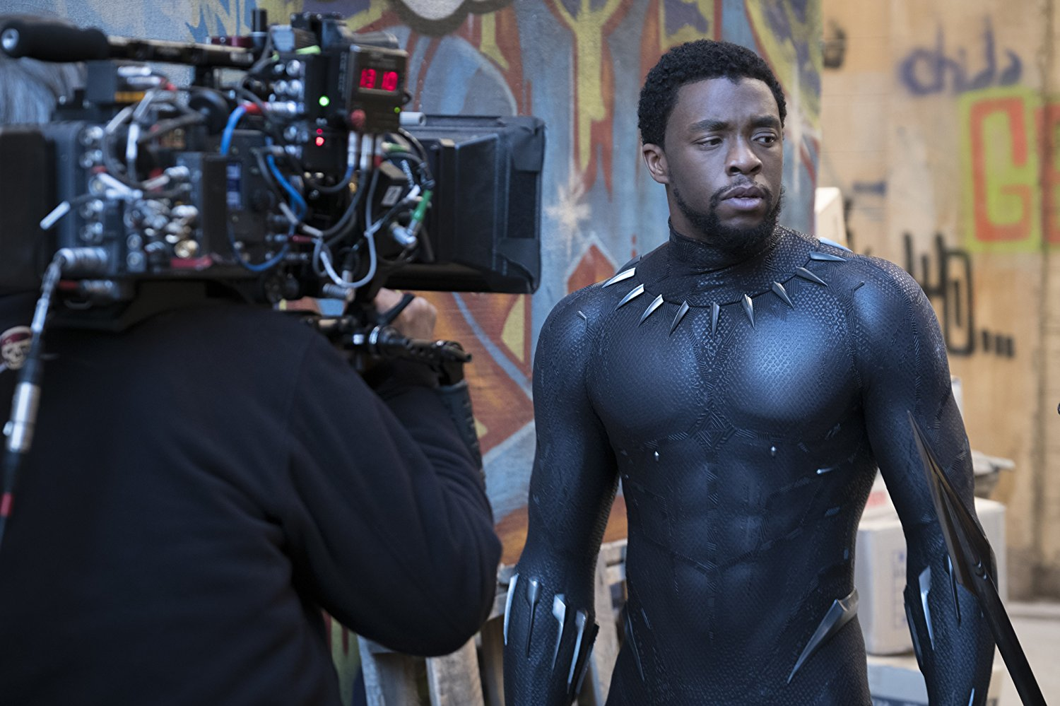 'Black Panther' box office reign continues with three-peat