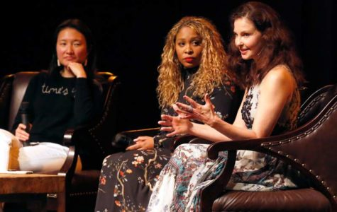 Silence breakers speak out at Women's conversation