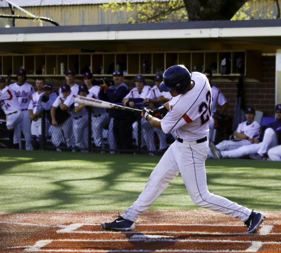 SRJC baseball start conference gameplay with home win